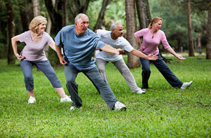Tai Chi Classes in Clifton upon Dunsmore, UK