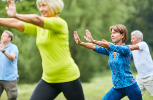 Tai Chi Lessons Edmonton in Greater London