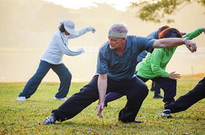Tai Chi Classes in Blyton, Lincolnshire, UK